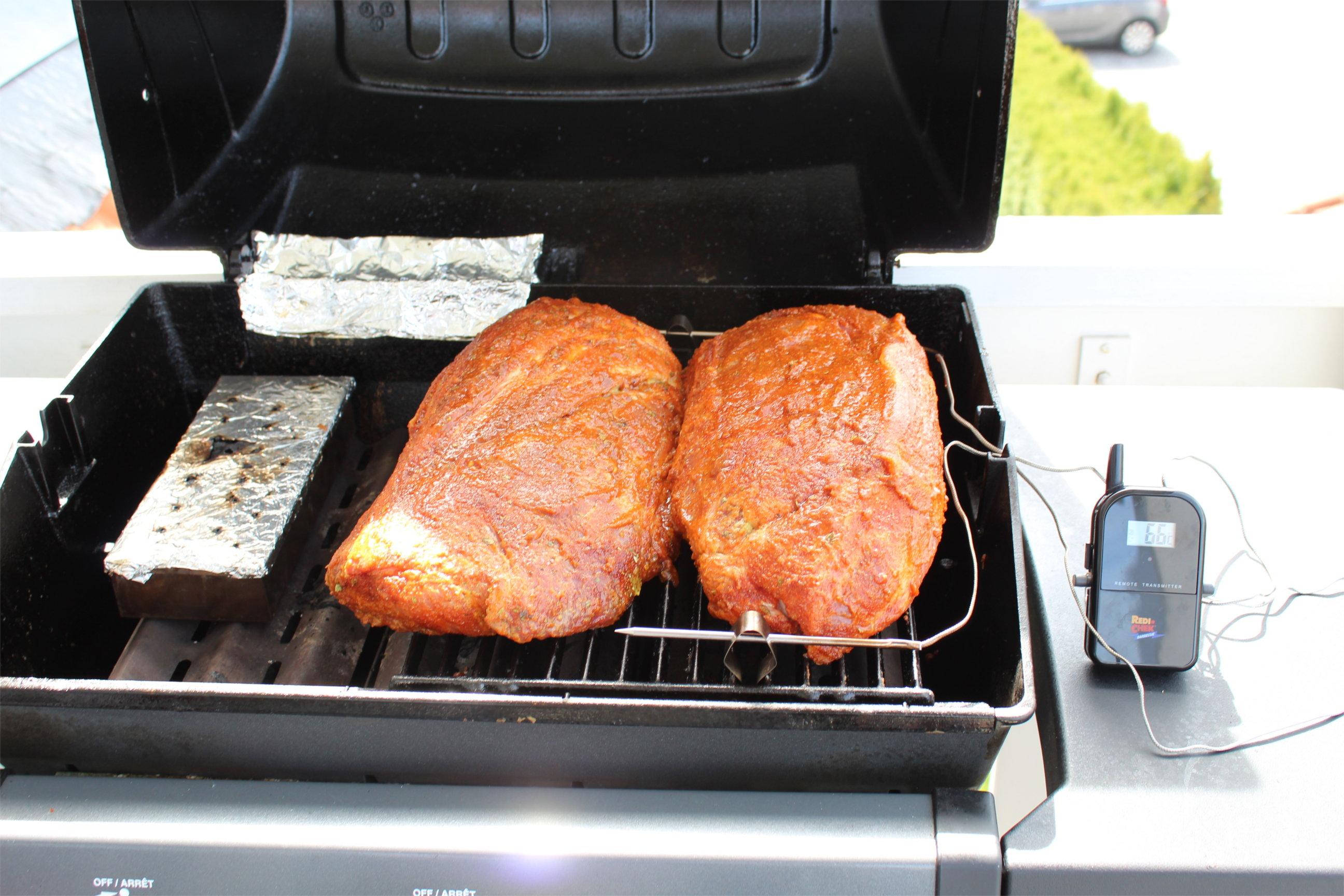 Pulled Pork Gasgrill 8 Stunden : Pulled pork texas style u übertrieben saftiges pulled pork in