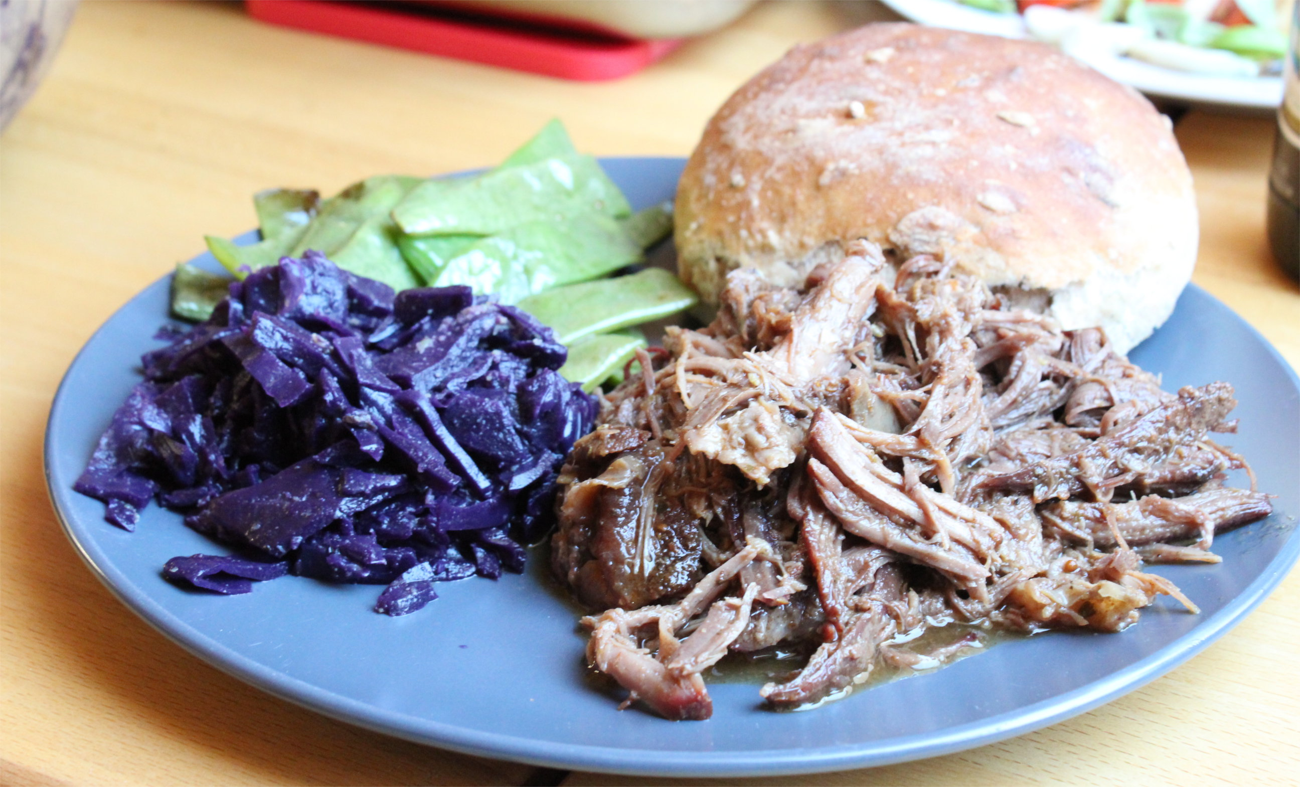 Pulled Pork Gasgrill Texas : Wildschwein pulled pork u das grillmanifest