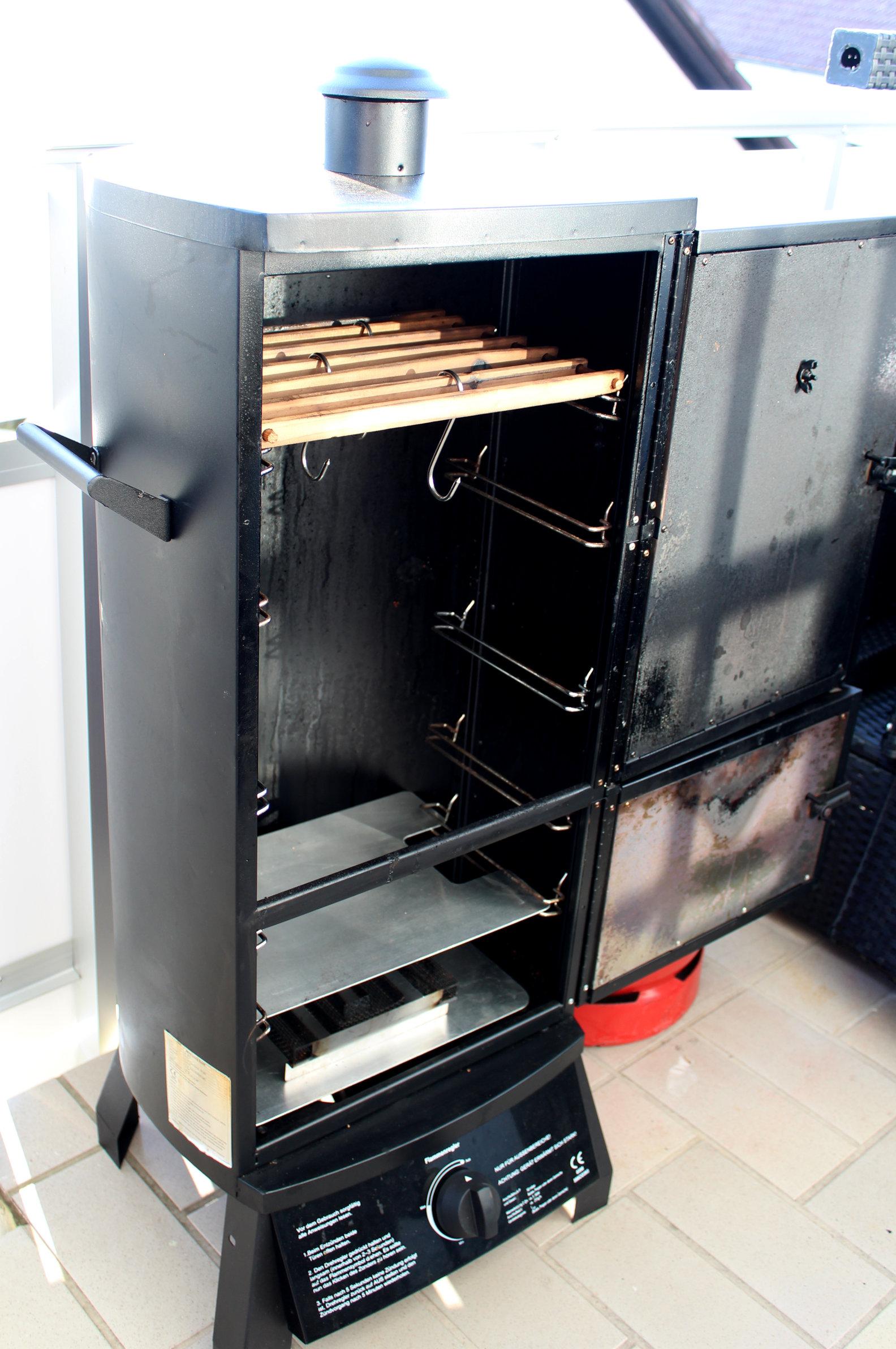 Kaltraucherzeuger kalträuchern sparbrand spirale Smokers Räuchertonne Four Barbecue